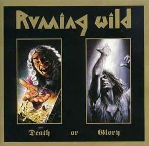90年代ジャーマンメタルの名盤「death or glory]