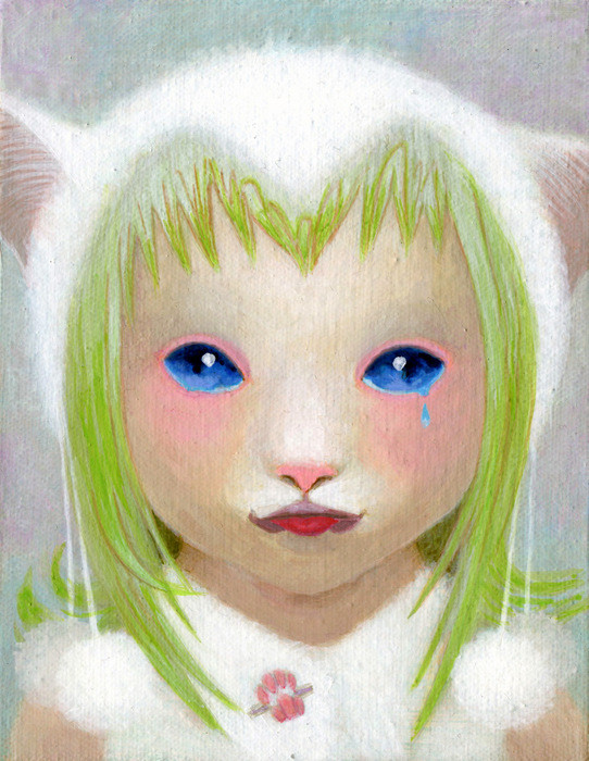 Cat Girl ナミダ