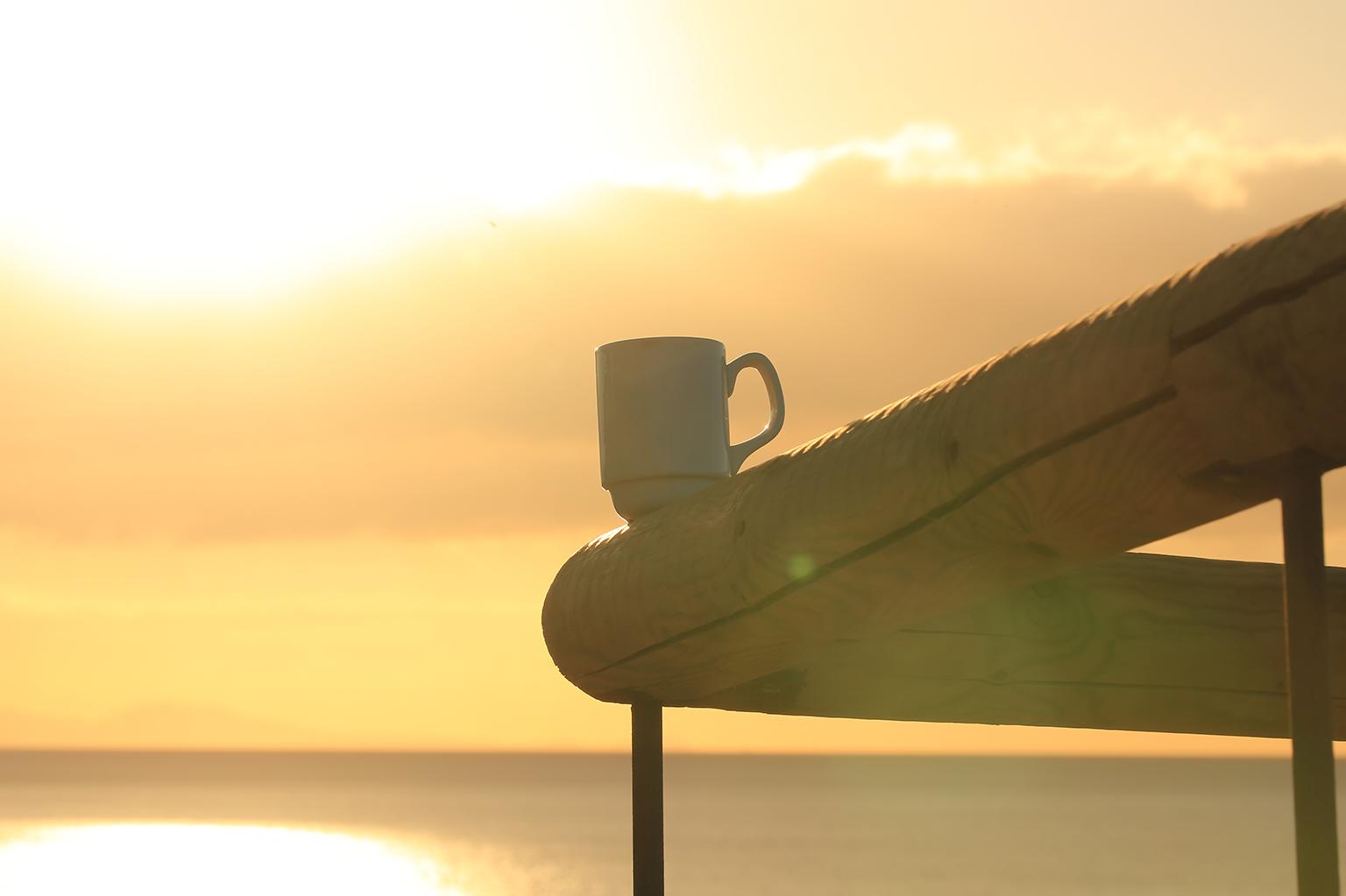 Camino de Horizonte – Mit dem Morgenkaffee auf den Sonnenaufgang warten
