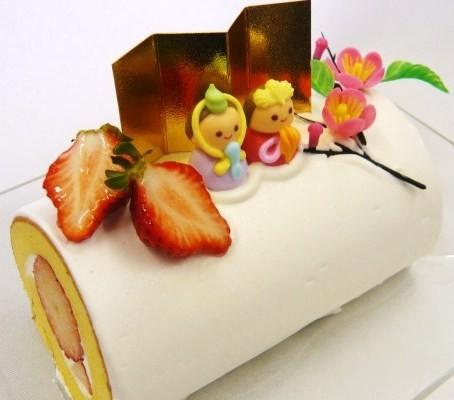 ひな祭り ケーキ 2014