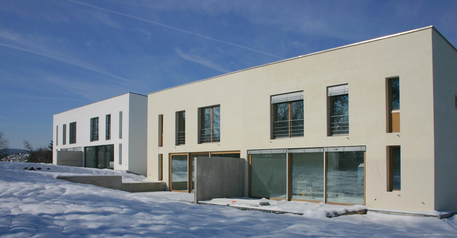 2 x 2 doppelhaush lften schatthausen bauwerk bau reilingen. Black Bedroom Furniture Sets. Home Design Ideas