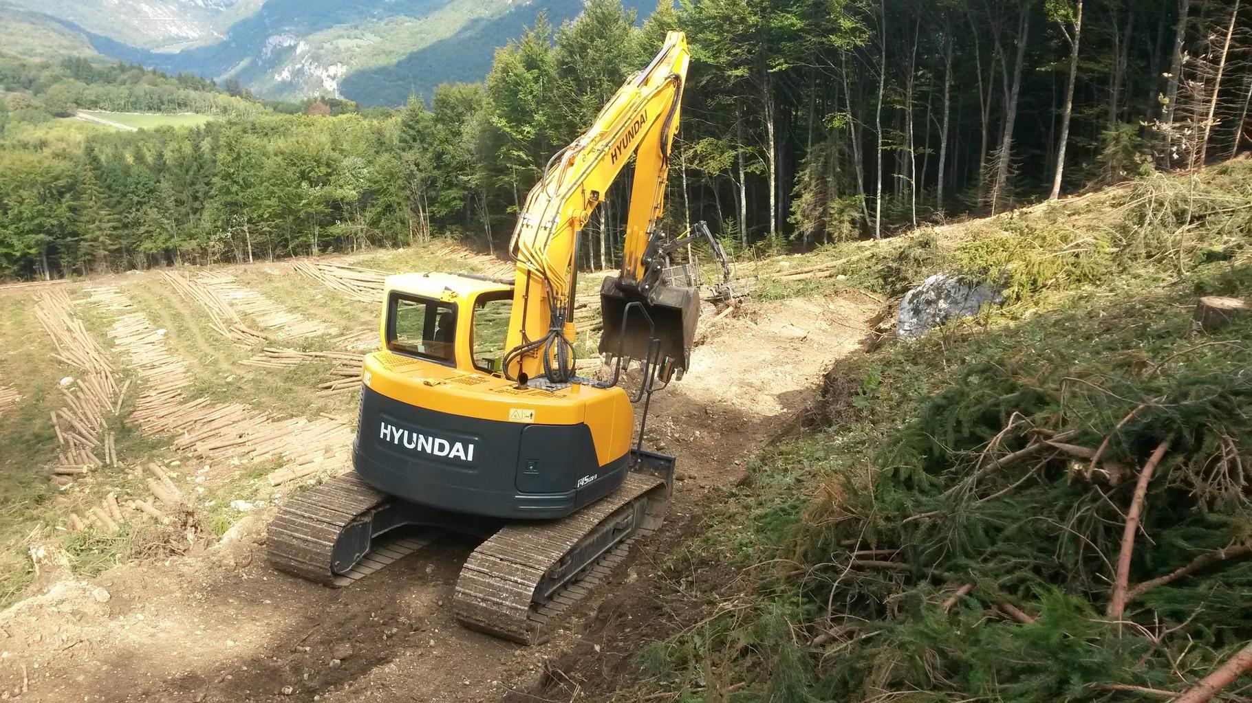 Pelle Hyundai 16t