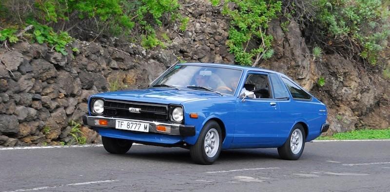 Datsun Sunny B 310, 1977 - 1981, 1981
