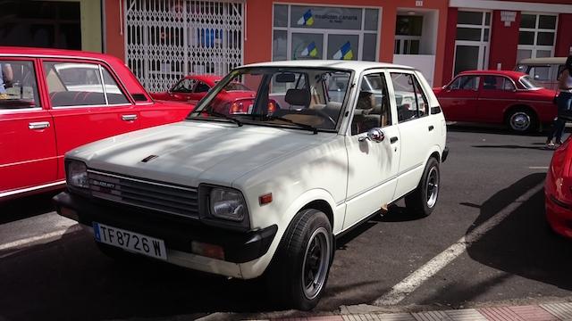 Suzuki FX800, 1979 - 1984, 1986