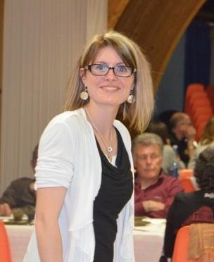 Laura Quiblier, incontournable dirigeante du CS St Paul en Jarez Basket