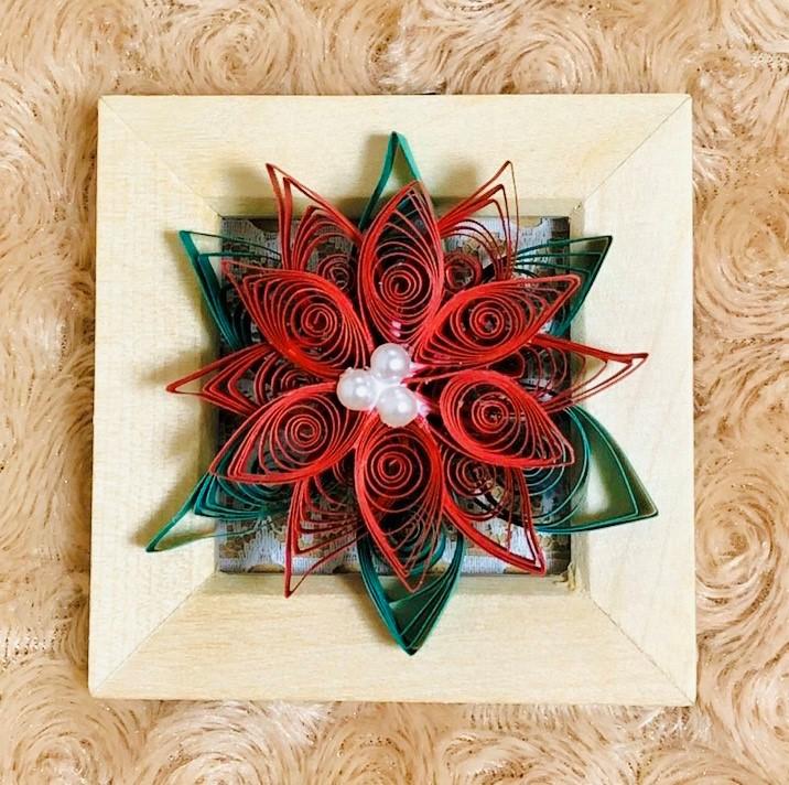 La tapicería 3 Navidad