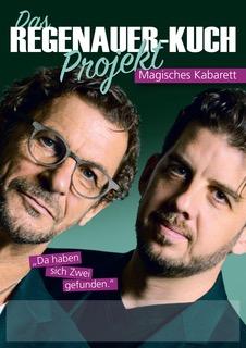 Plakat zur Show Regenauer Kuch Projekt