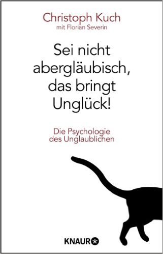 Buch Mentalmagier Christoph Kuch