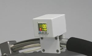 酸素カプセル気圧計