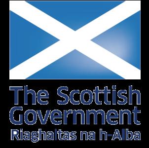 Logo der schottischen Regionalregierung