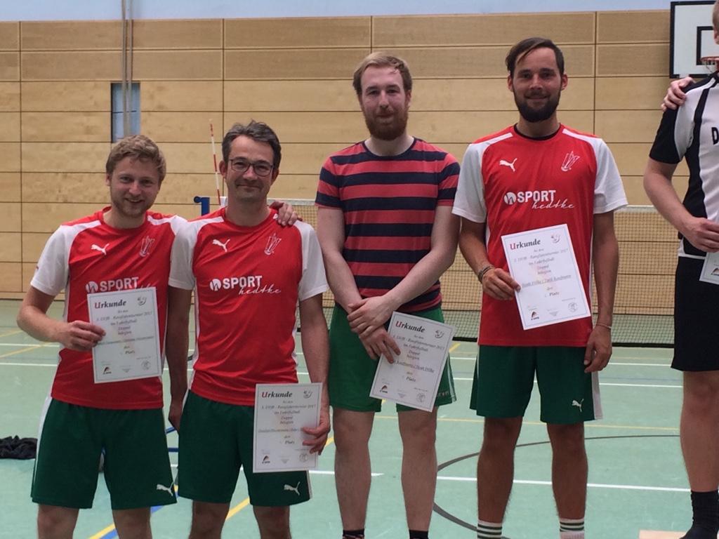 Robert Dienemann, Christian Weustermann, Tarik Kaufmann, Noah Wilke