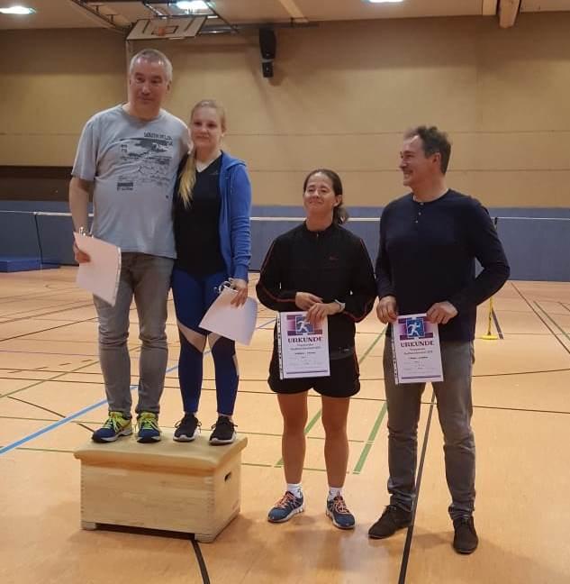 Siegerfoto Stadtmeister 2018 Mixed C