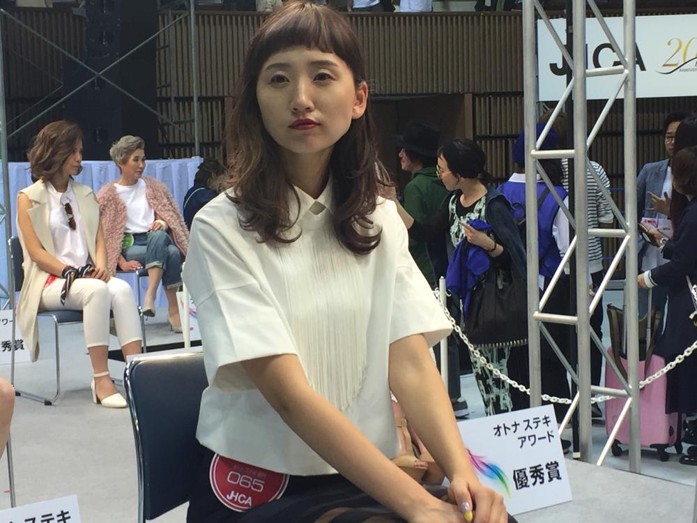 吉永さんモデルのhiiさん