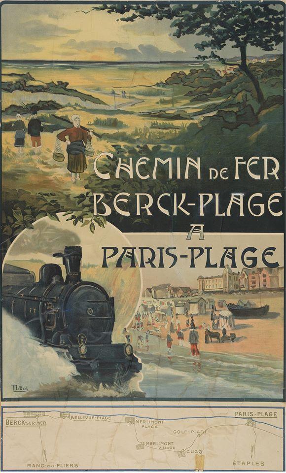 Madré, 1910 © Musée du Touquet-Paris-Plage / Bruno Jagerschmidt