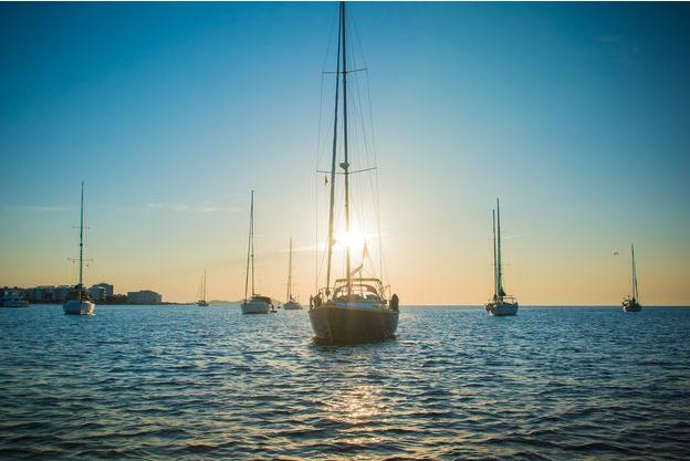 Übernachten Sie in einer Luxusyacht direkt auf dem Bodensee