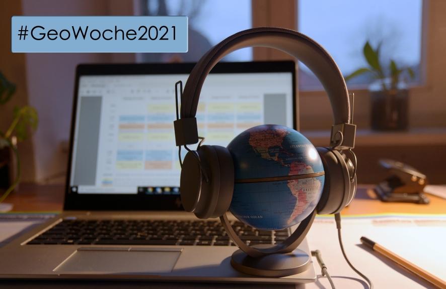 #GeoWoche2021 - Information für Lehrkräfte