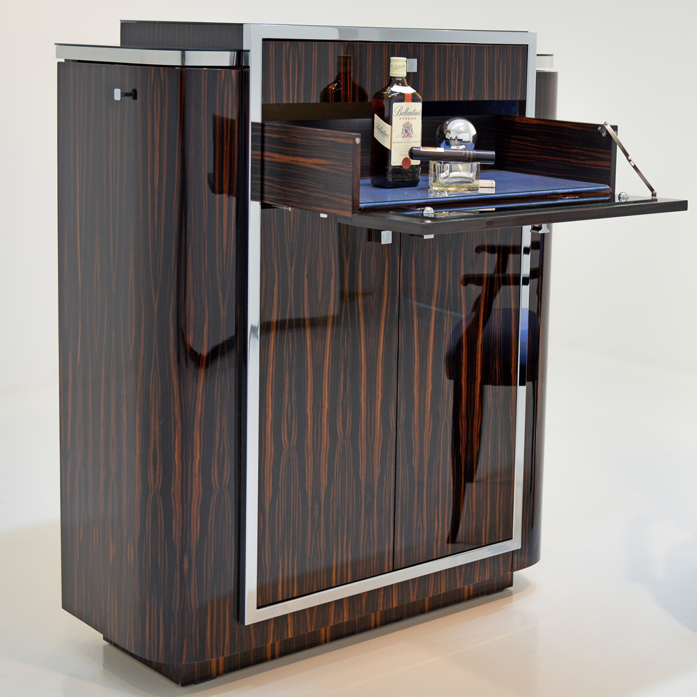 art deco bar continental subtile eleganz art deco m nchen. Black Bedroom Furniture Sets. Home Design Ideas