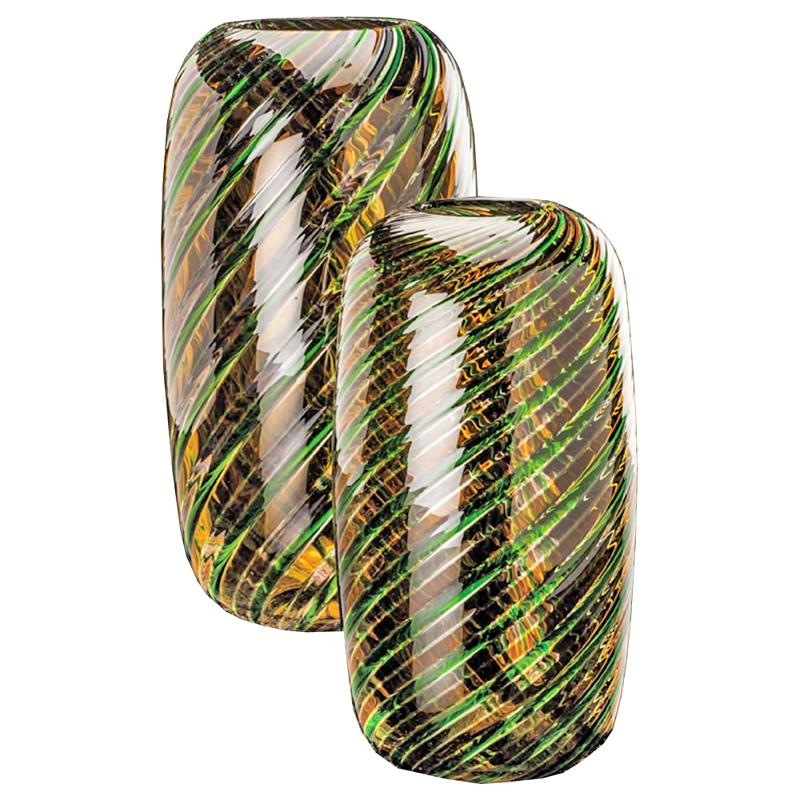 NEU: VENINI Vasen A CANNE RITORTE, H.29/ 36 cm  € 850,00/ € 1.250,00