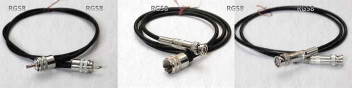 Koaxialkabel RG58