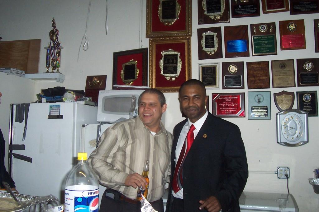 Cobby y Antonio