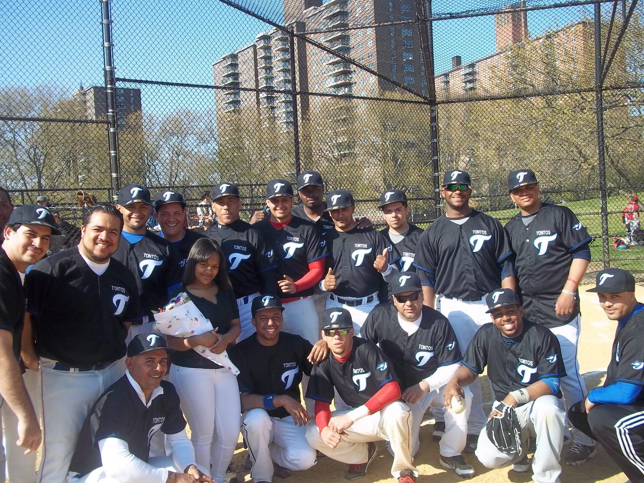 Equipo Los Tontos 2013