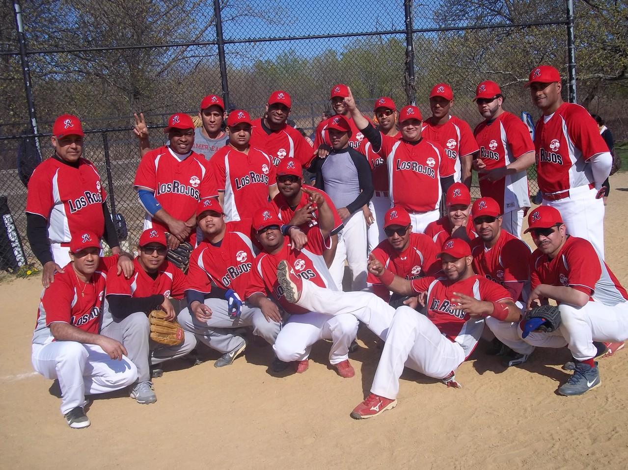 Los Rojos 2013
