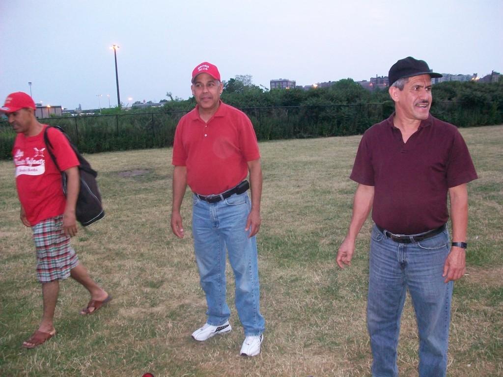 Elvis,Jose y Fale,2010