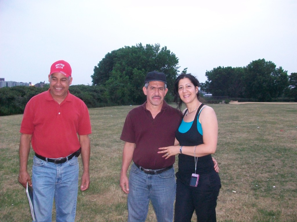 Jose ,Fale y Ana