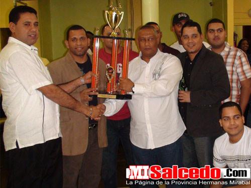Campeones Torneo 2008