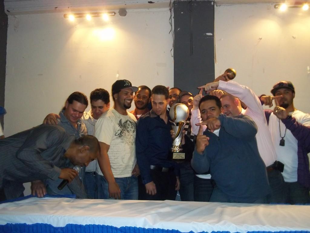 Los Tontos campeones 2011 (LVI)