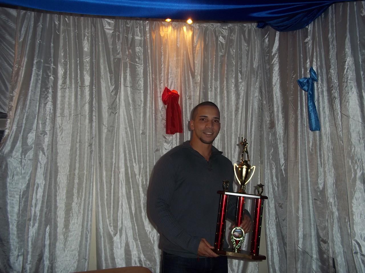 MVP de Los Rojos
