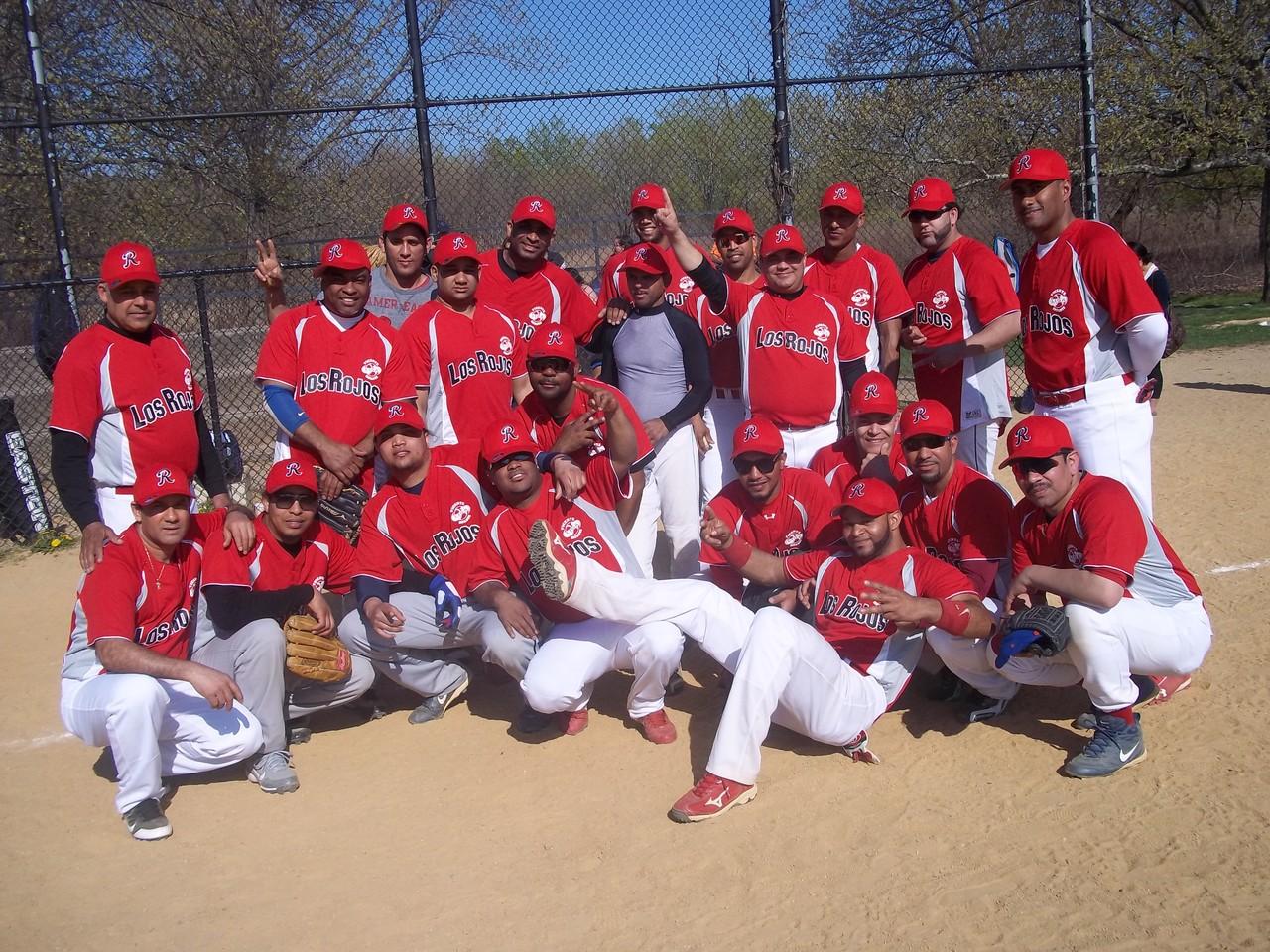 Equipo Los Rojos 2013