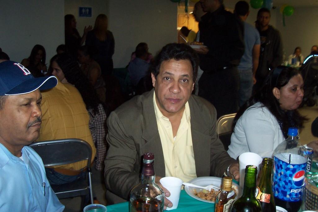 Antonio Familia y Fredy Pichardo