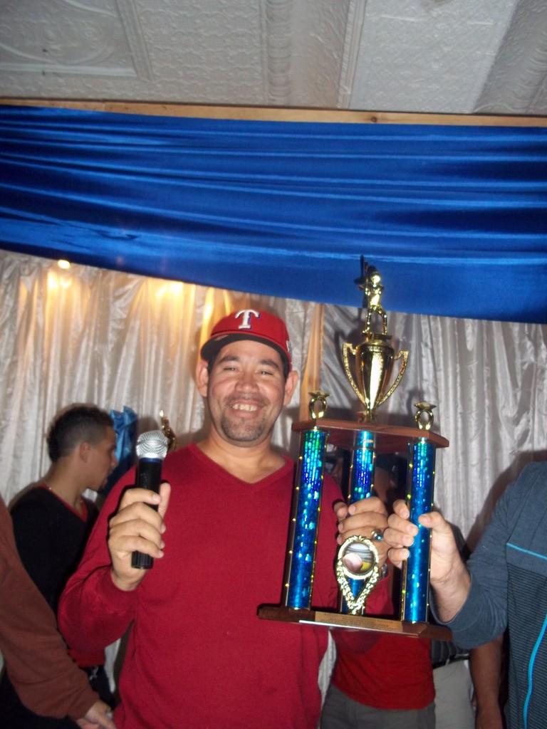 MVP de Los Tontos