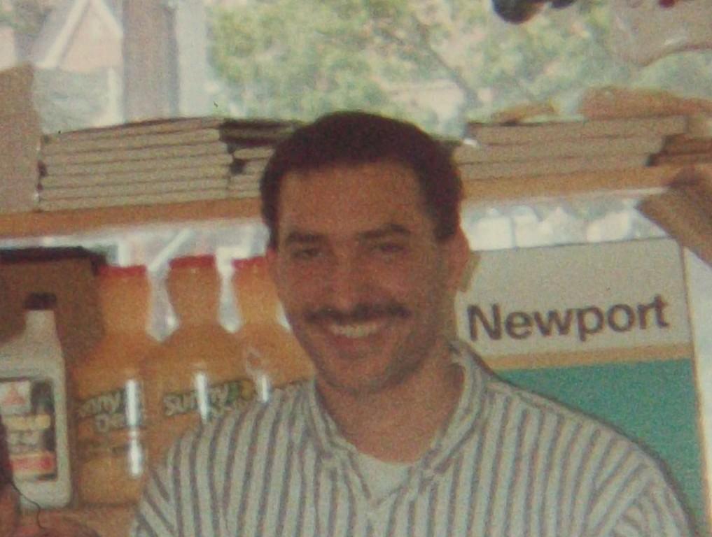 Jose Vicente Infante,Foto Mayo1990
