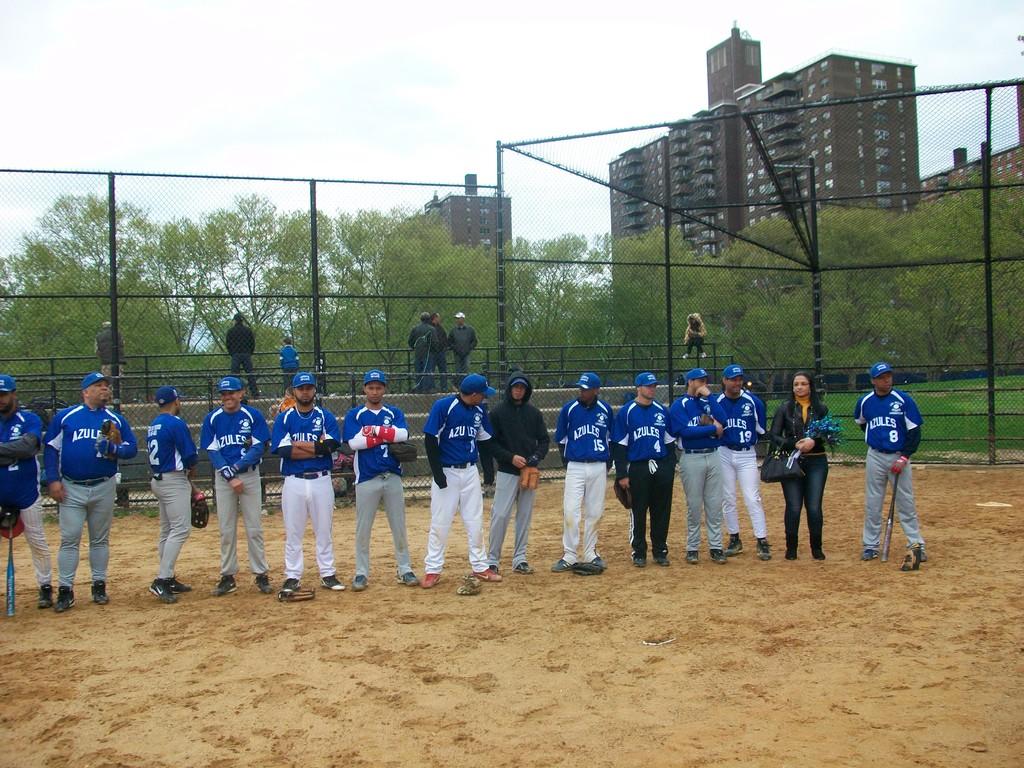 Equipo Los Azules  LVI   www.livinfante.com