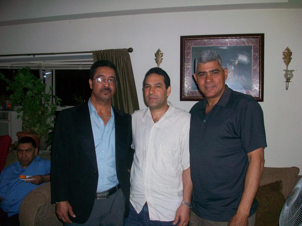 Pascual ,Milo y Alfonso
