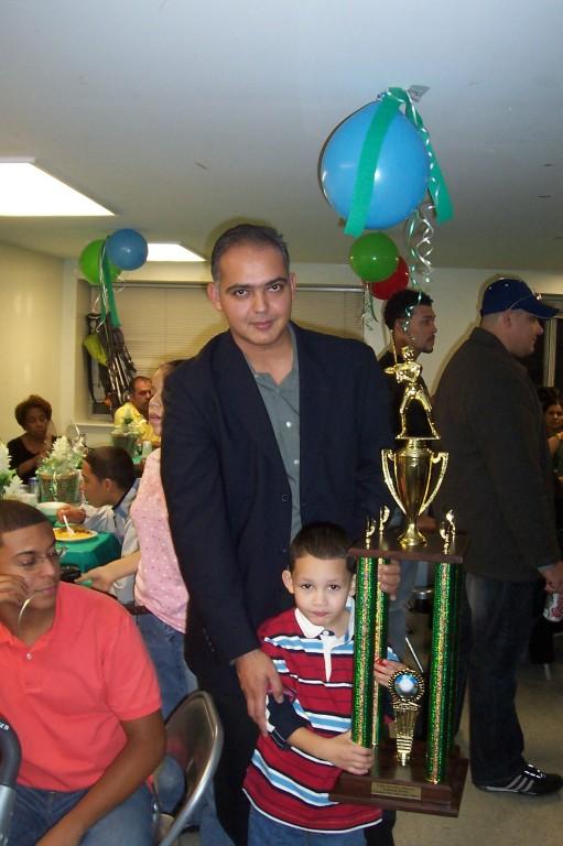 Maneger Equipo Verdes 2007