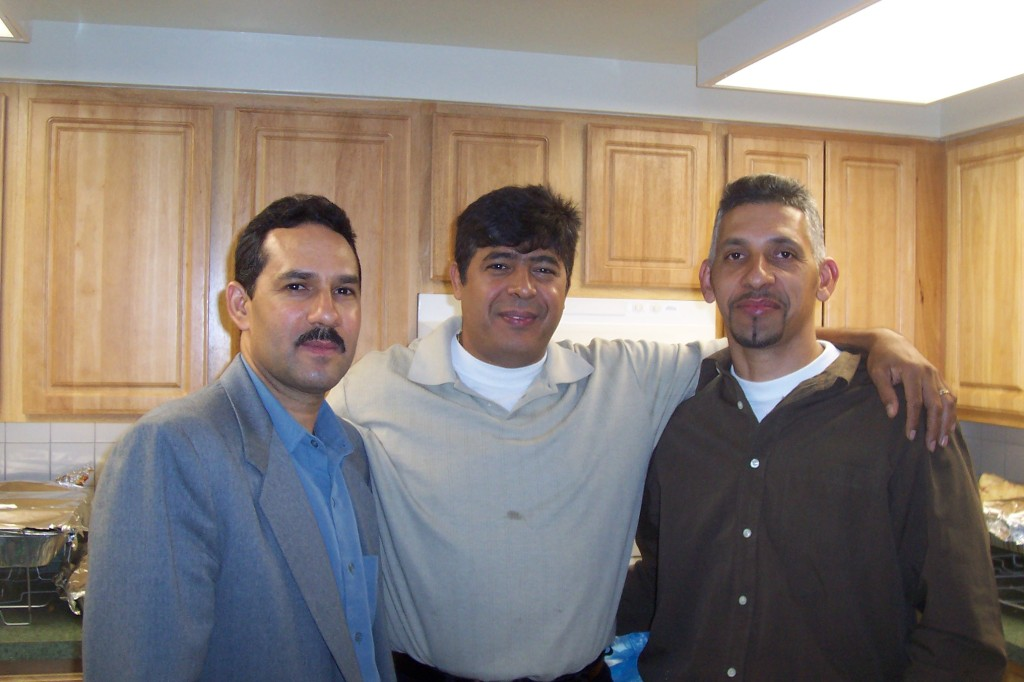 Milo,Cristian y Ninicito