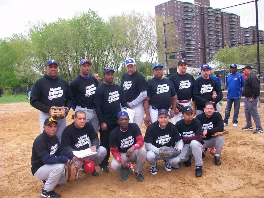 Liga Vicente Infante Equipo Los Negros   www.livinfante.com