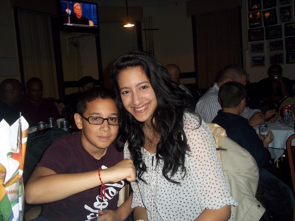 Mario y Joseina...F/ C 2011
