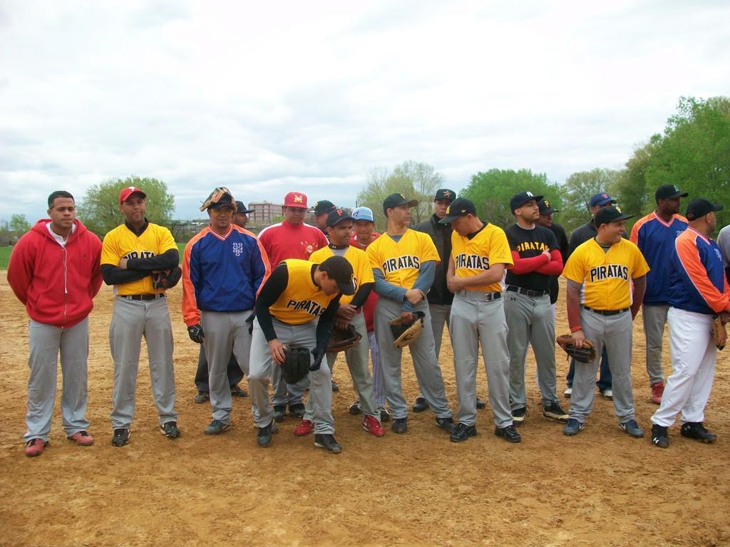 Equipo Los Amarillos LVI   www.livinfante.com