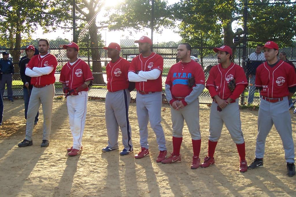 Los Rojos 2007