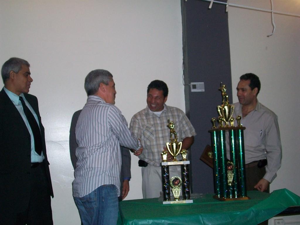 Mejor Colaborador de la Liga,Fiesta/Cena 10-24-10