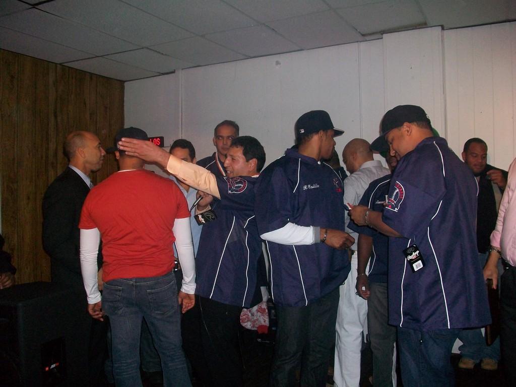 Entrega de Jackes 2009