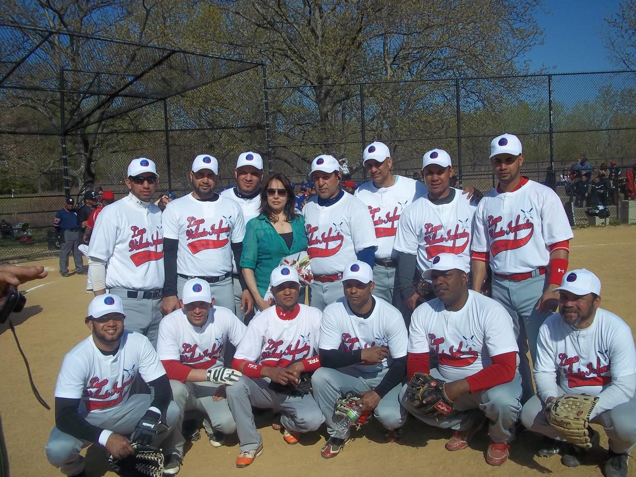 Equipo Los Blancos 2013