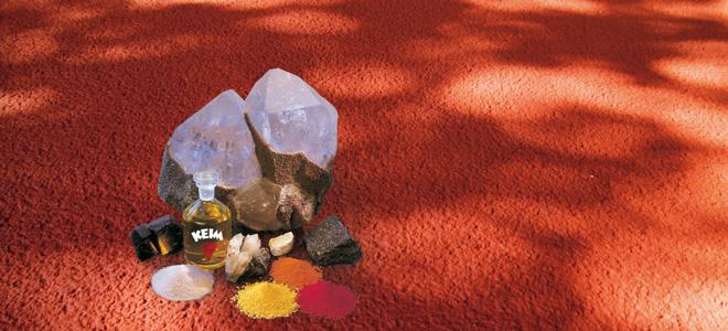 Keimfarben, das Synonym für mineralische Farben