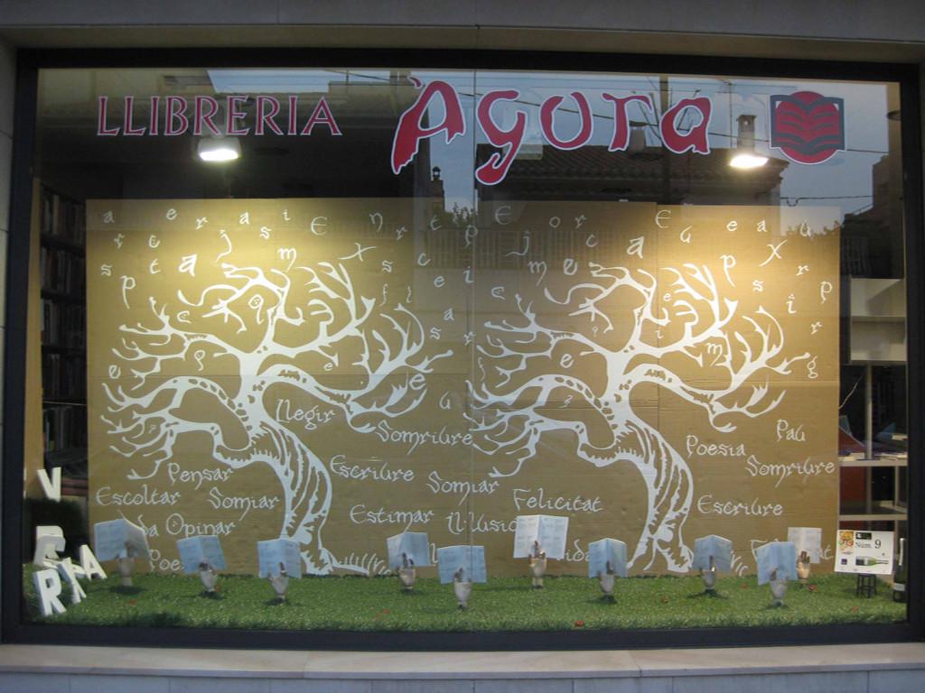2010. 1r Premi. Llibreia Àgora