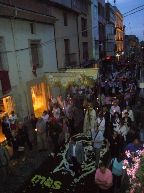 6/6/2010  La processó