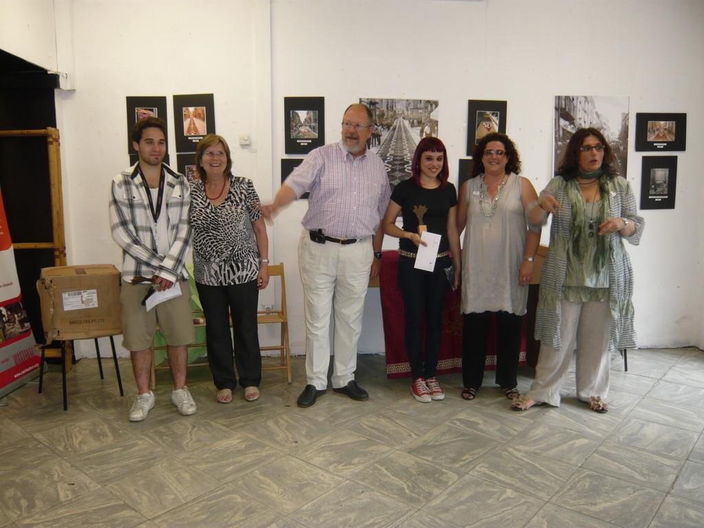 6/6/2010 Lliurament de premis del 24 i 25 Concurs de cartells